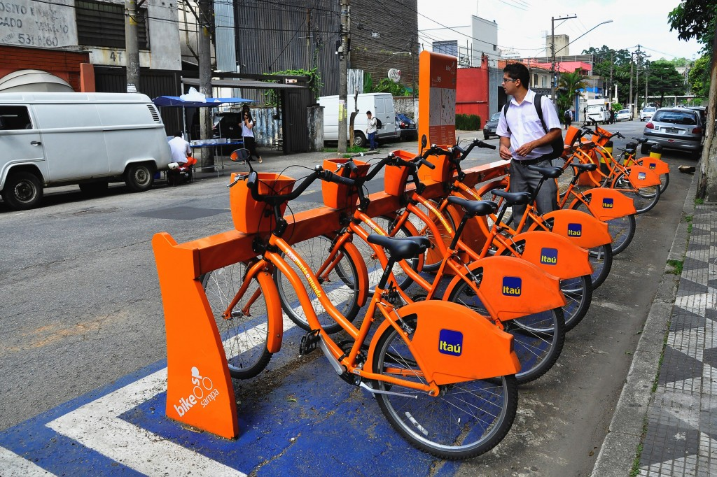 Bike Sharing in Brasil